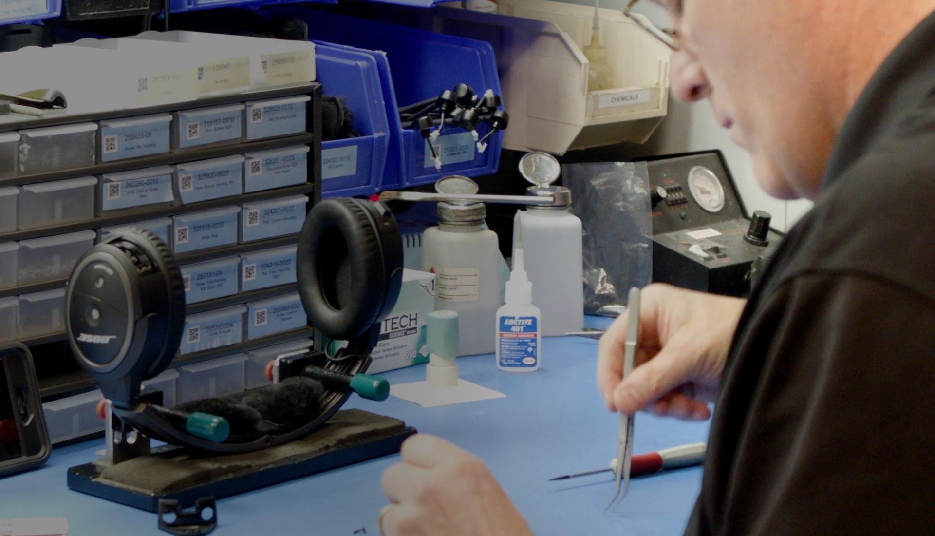Bose Headset Repair Services